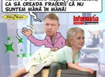 ORICE OM II E TEAMA DE PRIMA PRESEDINTA FEMEIE!