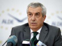 Tariceanu desemnat de ALDE  candidat la presedintie!