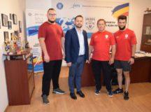 CS Unirea Alba Iulia reprezintă România la Campionatul Mondial de Powerlifting, Juniori și Tineret, din Canada