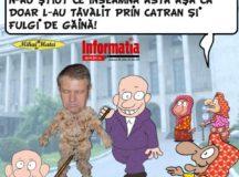 """Dancila:""""Preşedintele României trebuie resetat""""Noi zicem ca si Dirzu!"""