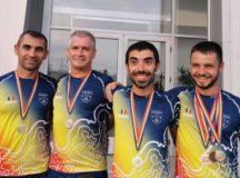 CS Unirea Alba Iulia, aur în proba de Ștafetă la Campionatele Naționale de Orientare în Alergare