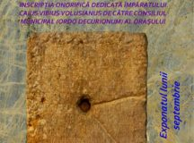 Monumente epigrafice excepționale de la Apulum