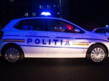 Scandalagiu din Cugir reținut de polițiști