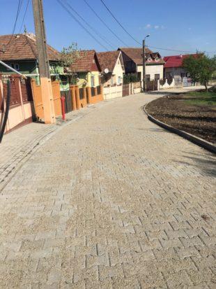 3 străzi din cartierul Oarda au fost reabilitate