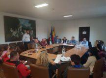 Organizația Tineretului Social Democrat Câmpeni și-a votat noua conducere. Marius Leahu a fost ales președinte