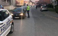 Weekend incarcat pentru politistii din Alba!