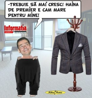 Sica Mandolina isi face Guvernul lui Iohannis!