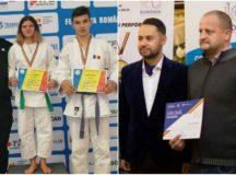 CS Unirea Alba Iulia – aur și argint la Concursul Național de Judo Ne Waza