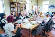 Șezătoare tradițională, organizată în orașul Ocna Mureș