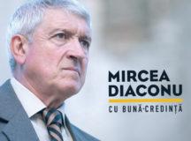 Despre UN OM, Mircea Diaconu