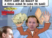 Citu il compara pe Teodorovici cu Al Capone!
