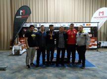 Sportivii CS Unirea Alba Iulia, pe primele locuri la Campionatul Național de Powerlifting Împins din Culcat