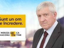 Mircea Diaconu: Dacă fiecare din noi e bine, țara e bine!