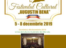 "Concert extraordinar al Filarmonicii de Stat ""Transilvania"" la Alba Iulia"