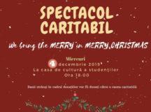 INTERACT ALBA IULIA-SPECTACOL CARITABIL!SA-I SPRIJINIM!