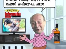 Pe Basescu nu-l sperie virusii din China!