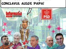 Alegere de Papa in PSD