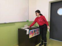 Copiii din Ciugud și-au ales primarul, viceprimarul și consilierii locali