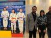 Șase clasări pe podium pentru judoka legitimați la CS Unirea Alba Iulia, la Etapa Euroregiuni U14, U16