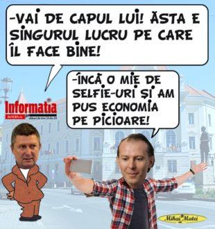 """Ioan Lazar il desfiinteaza pe """"soarecele"""" Citu!"""