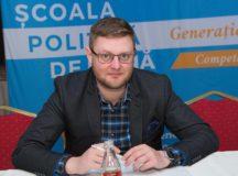 Tanarul politician Bogdan Lazar ajuta Spitalul Judetean