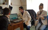 DSP Alba implementează, în premieră în județ, consultații prin tele-medicină: proiect-pilot în comuna Bucium din Munții Apuseni