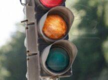 Lucrări de înlocuire a semafoarelor