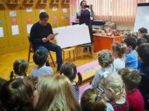 Gabriel Plesa:Povestind copiilor