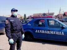 Verificarea respectarii masurilor de protectie sanitară – in atenția Jandarmeriei Alba