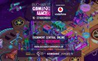 Începe Bucharest Gaming Week, cel mai mare eveniment dedicat industriei jocurilor video din România, ce se desfășoară exclusiv online