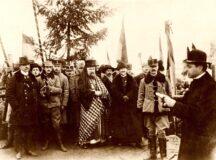 Un nou exponat al Memoriei Unirii