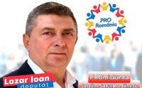 Ioan Lazar se implica in salvarea satului romanesc!