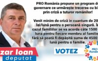 PRO Romania si iesirea din criza