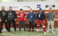 Rezultate de excepție pentru CS Unirea Alba Iulia la Campionatul Național de Împins din Culcat