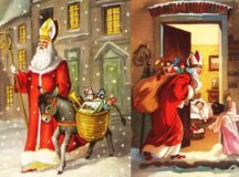 Sfantul Nicolae – bucuria din încălțările copiilor!