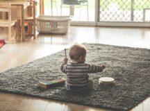 3 idei de depozitare pentru jucăriile bebelușului
