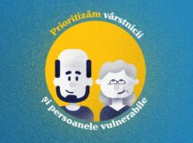 VARSTNICII AU PRIORITATE LA VACCINARE!