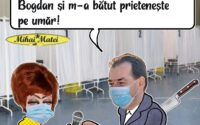 LUDOVIC ORBAN S-A VACCINAT!