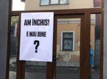 INCOMPETENȚA GUVERNEAZĂ ROMÂNIA: Fără nicio analiză-suport, restaurantele se închid din nou în Alba Iulia!