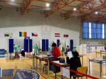 A început a II-a etapă din campania de vaccinare la Alba Iulia