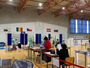 Peste 600 de persoane vaccinate ieri în județul Alba!
