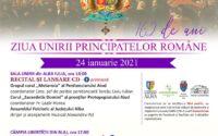 Centru de Cultură Augustin Bena Alba: Evenimente culturale organizate pentru a marca Unirea Principatelor Române