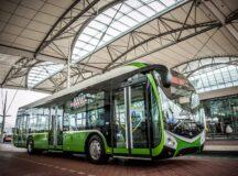 13 autobuze electrice pentru Alba Iulia