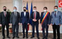 Excelența Sa David Saranga, ambasadorul Israelului în România, în vizită la Alba Iulia