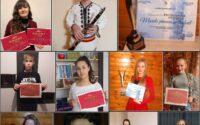 """Centrul de Cultură """"Augustin Bena"""" Alba : Cursanții Școlii de Arte și Meșteșuguri au obținut premii importante la concursuri de interpretare vocală și instrumentală"""