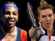 ACUM: Simona Halep-Serena Williams pe Eurosport