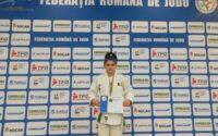 Reușită pentru CS Unirea Alba Iulia: La doar 15 ani, judoka Laura Bogdan obține medalie de bronz la campionat de seniori