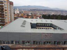 Mansardarea Spitalului Județean de URGENȚĂ aproape finalizată! Ce secții vor fi mutate aici?