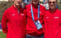 Rezultate bune pentru atletele CS Unirea Alba Iulia la o importantă competiție internațională de marș din Ungaria