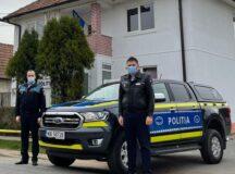 POLIȚIȘTII BIROULUI PENTRU PROTECȚIA ANIMALELOR ÎȘI DESFĂȘOARĂ ACTIVITATEA ÎNTR-O LOCAȚIE NOUĂ, LA CIUGUD